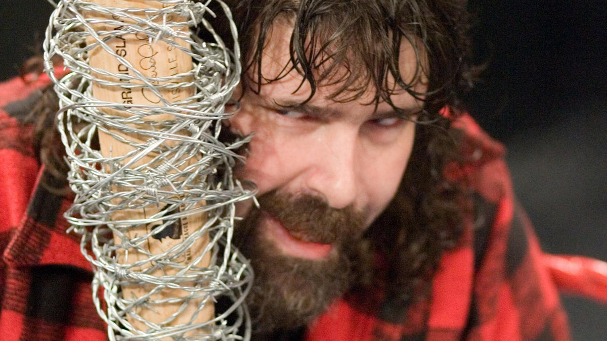 mick foley u0026 39 s wildest moments  wwe playlist