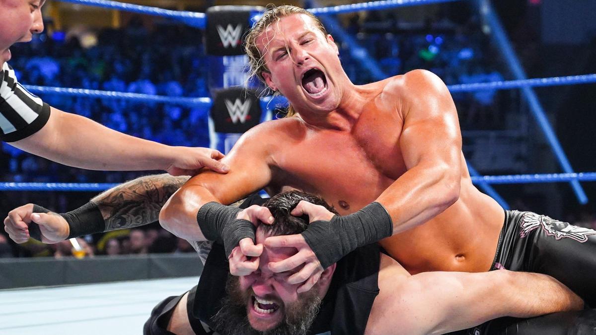 Kevin Owens Vs. Dolph Ziggler: SmackDown LIVE, July 16