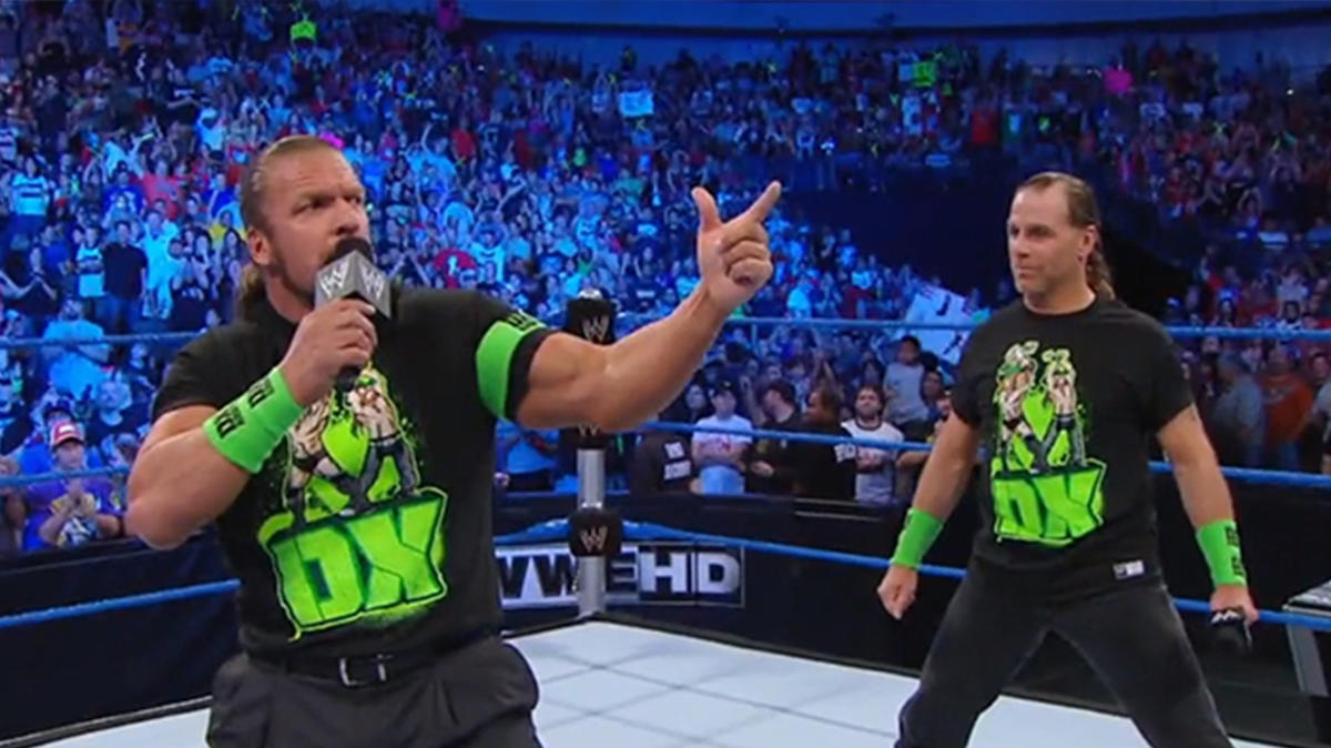WWE.com Exclusive: DX Makes A One-night-only Reunion In