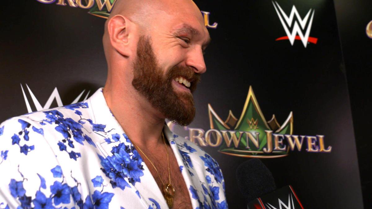 Tyson Fury teria status para enfrentar Brock Lesnar na WrestleMania 36