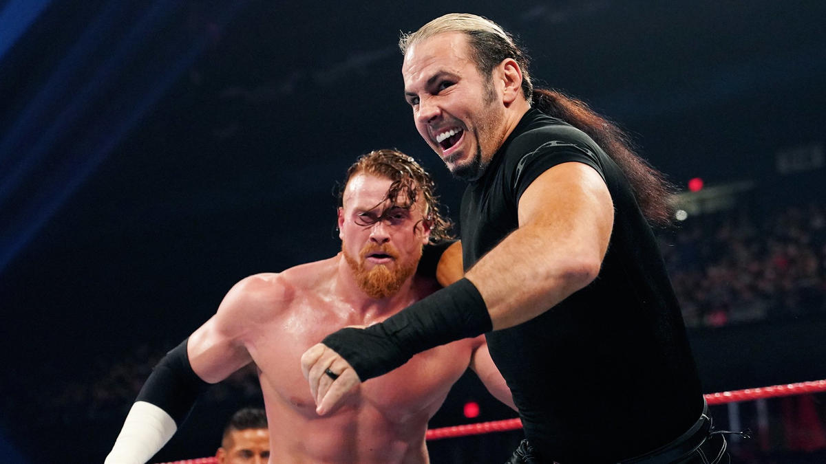 Vince McMahon tinha planos de tornar Matt Hardy produtor na WWE