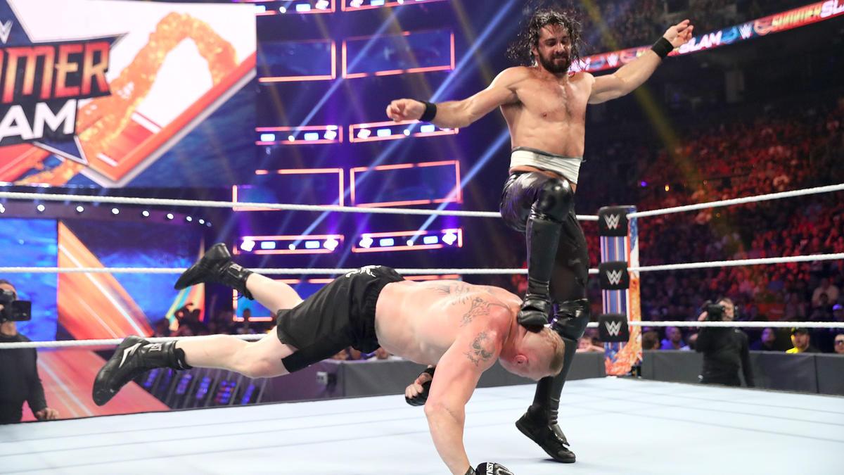 Seth Rollins Picks His Favorite WWE Summerslam Moment 2