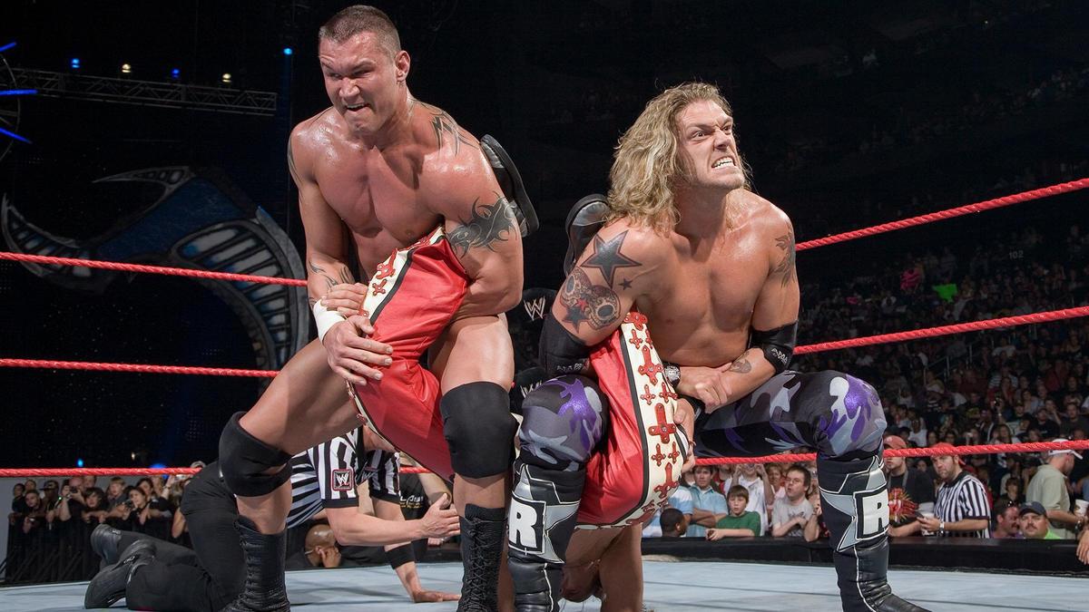 John Cena vs. Shawn Michaels vs. Edge vs. Randy Orton – WWE Title ...