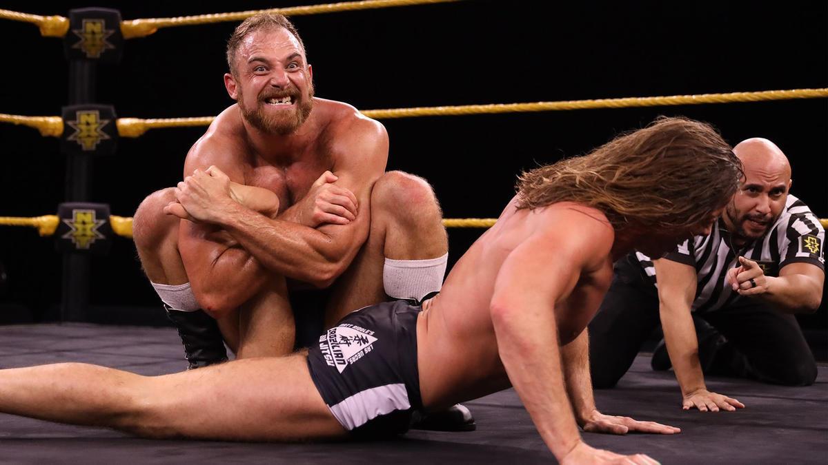 Matt Riddle vs. Timothy Thatcher: WWE NXT, May 13, 2020   WWE