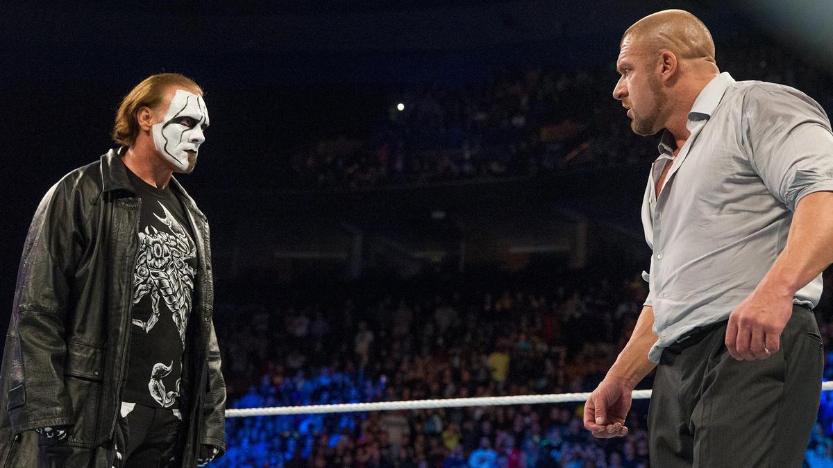 Sting makes his WWE debut: Survivor Series 2014 (WWE Network Exclusive) | WWE