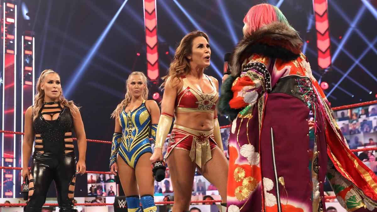 Update On Veteran Mickie James' Injury Against Asuka On WWE Raw 2
