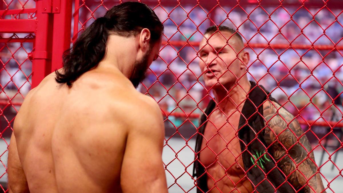 WWE Hell In A Cell 2020: Winner Revealed For Drew McIntyre Vs Randy Orton 2