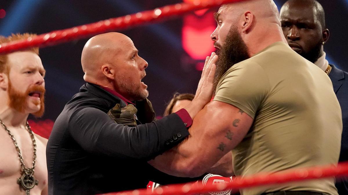 Braun Strowman Indefinitely Suspended By WWE; Details Revealed 1