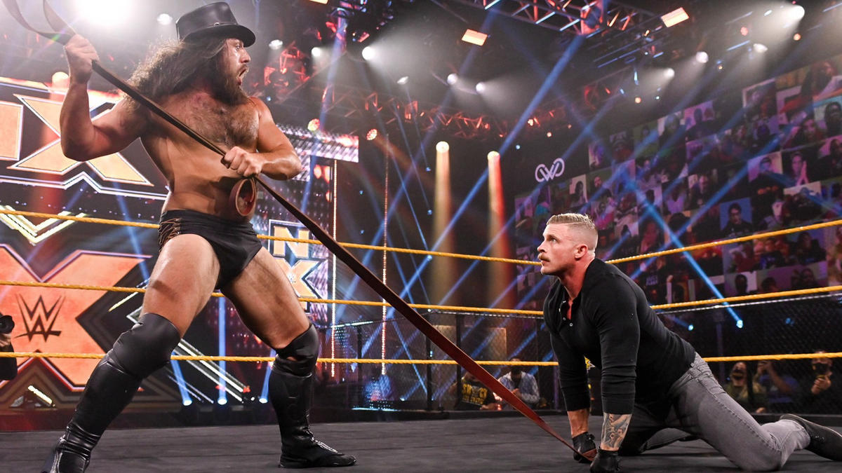 Dexter Lumis turns the tables on Cameron Grimes ahead of their TakeOver clash: WWE NXT, Dec. 2, 2020 | WWE