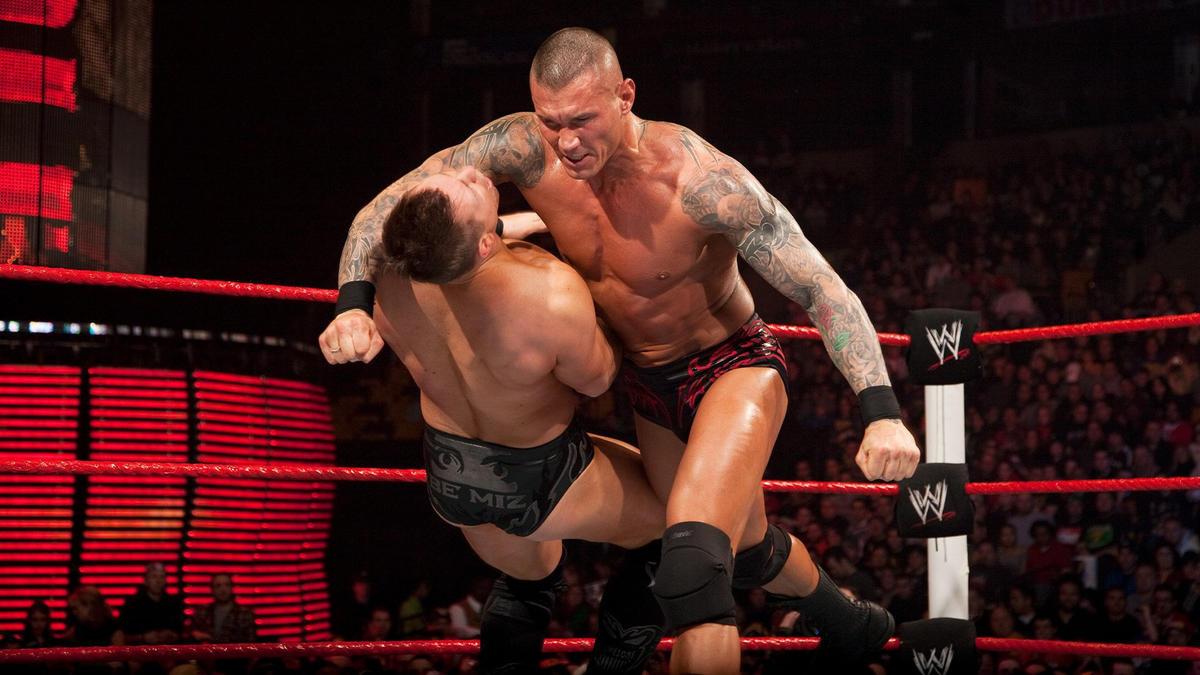 Randy Orton vs. The Miz – WWE Title Match: Royal Rumble 2011 (Full Match) |  WWE