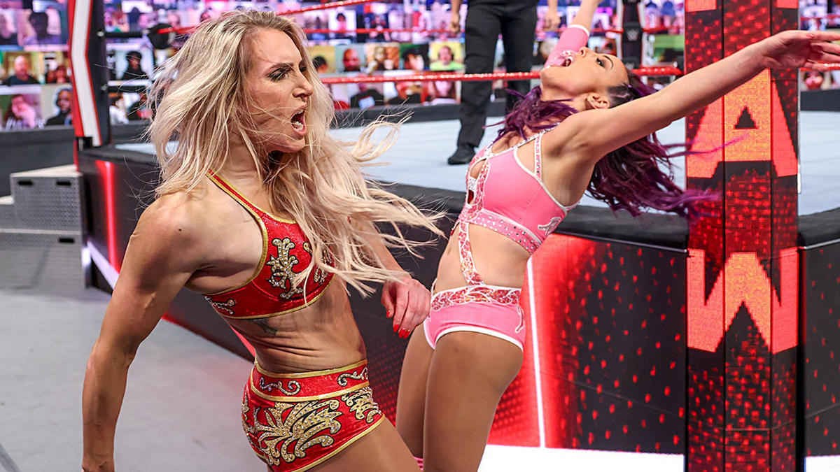 Revealed: WWE's Plans For Charlotte Flair After Lacey Evans' Pregnancy 1