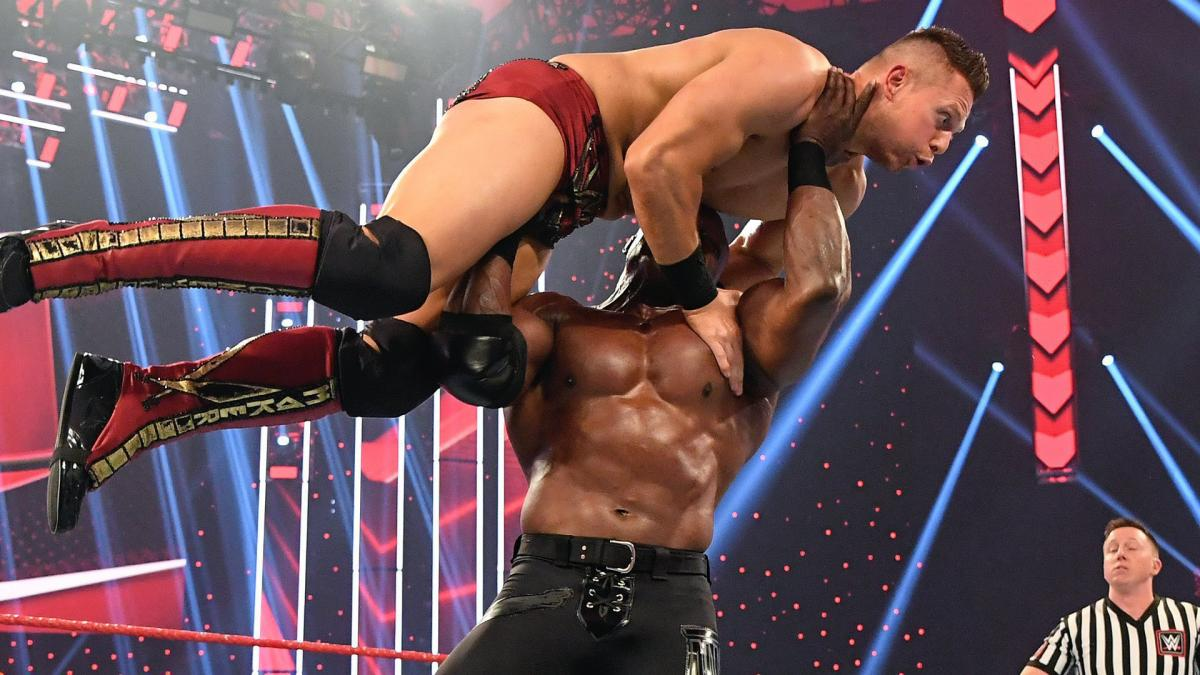The Miz Reportedly Injured At WWE Wrestlemania Backlash 2021 31