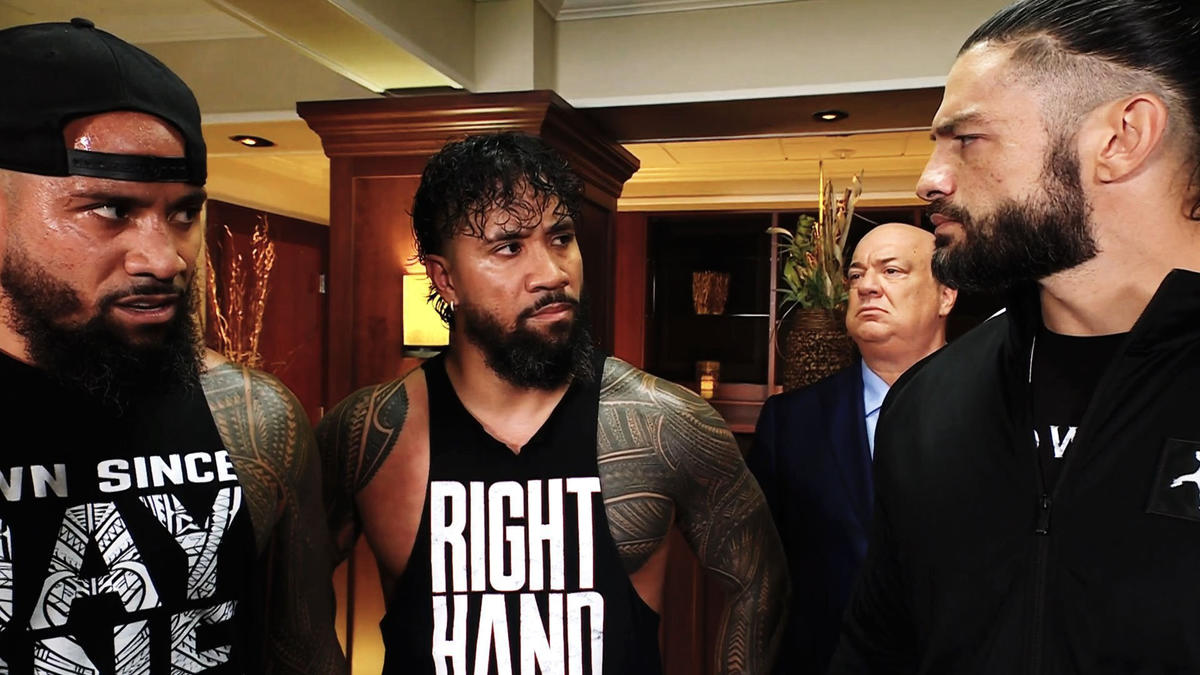 Plans For Roman Reigns And The Usos At SummerSlam