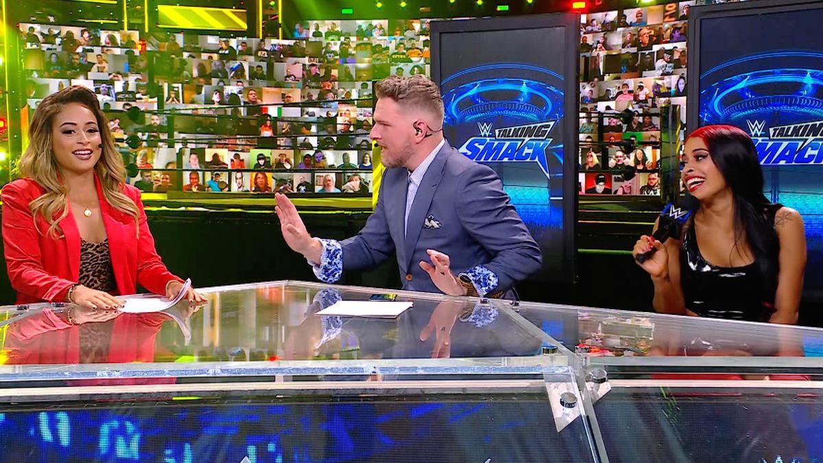 """Zelina Vega Blast WWE's The Boss Saying, """"Who is Sasha Banks?"""" 154"""
