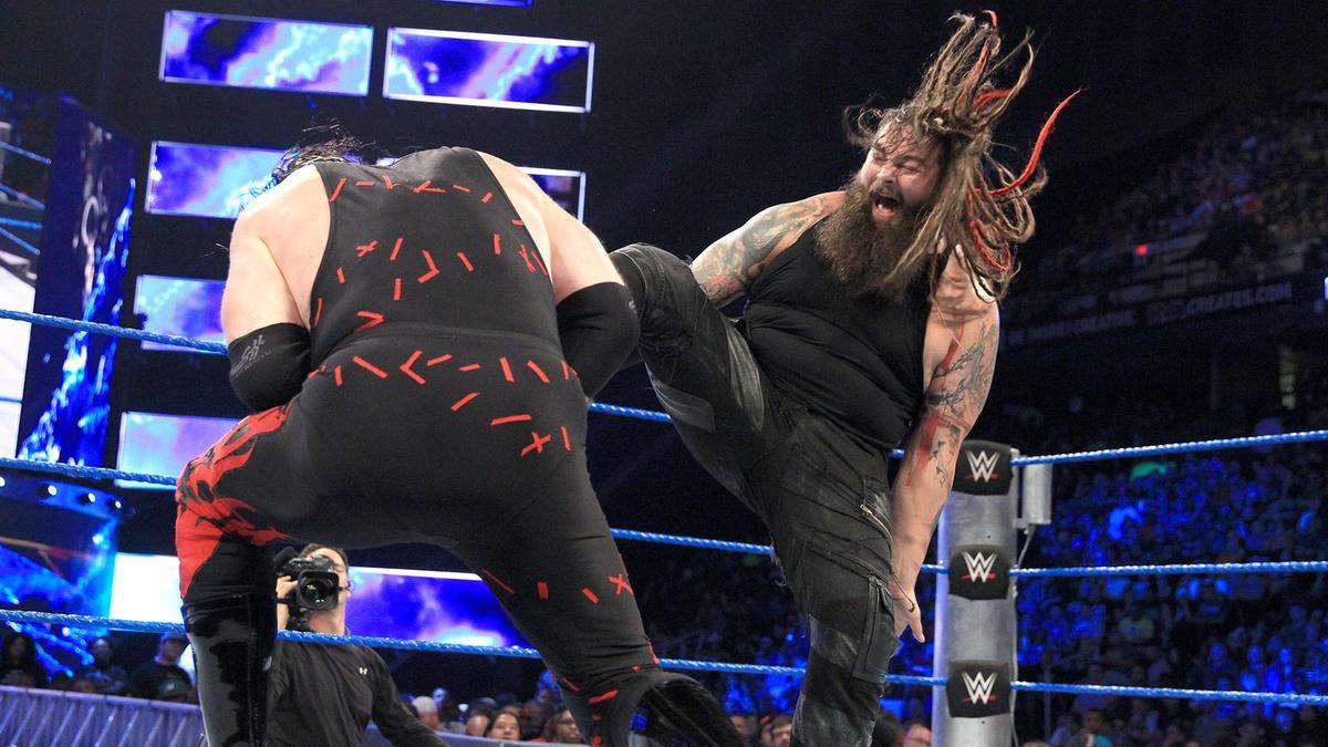 Image result for WWE Backlash 2016 wwe.com Bray Wyatt vs Kane
