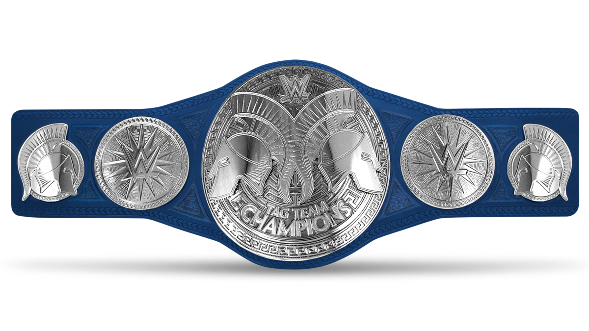 smackdown tag team championships wwe
