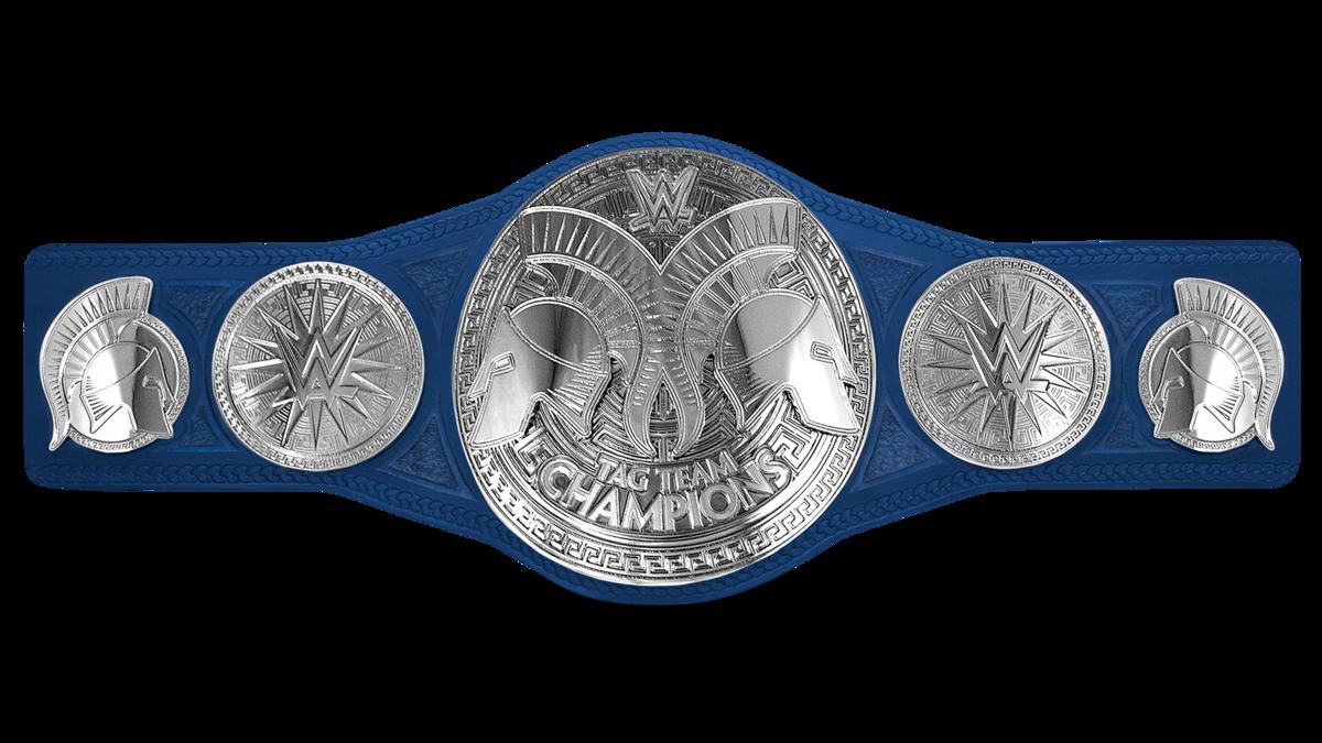 SmackDown Tag Team Championship | WWE