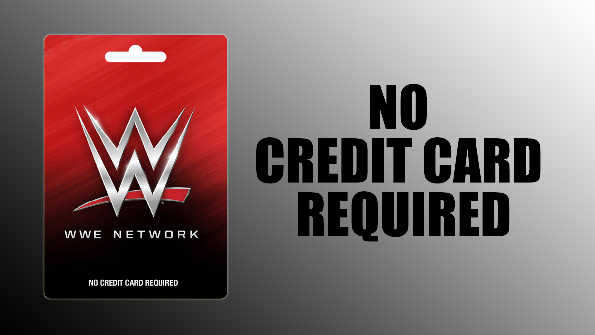 wwe network prepaid cards available in u s   u k  and