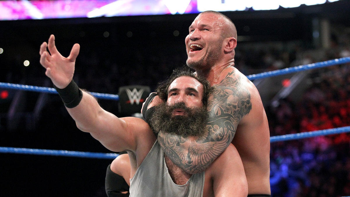 Randy Orton On How Brodie Lee Inspired Him By Leaving WWE