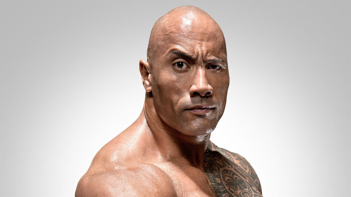 The Rock has a priceless reaction to the Best Picture mix ...