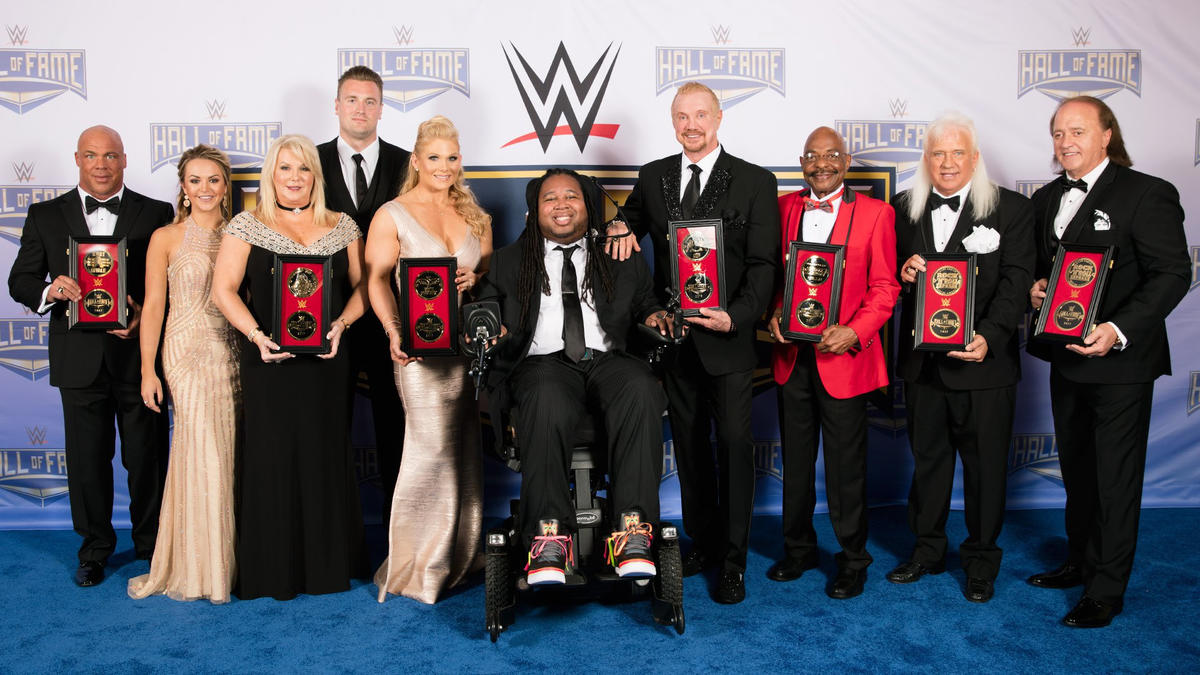 2017 WWE Hall of Fame inductees: photos | WWEWwe Hall Of Fame 2014 Inductees