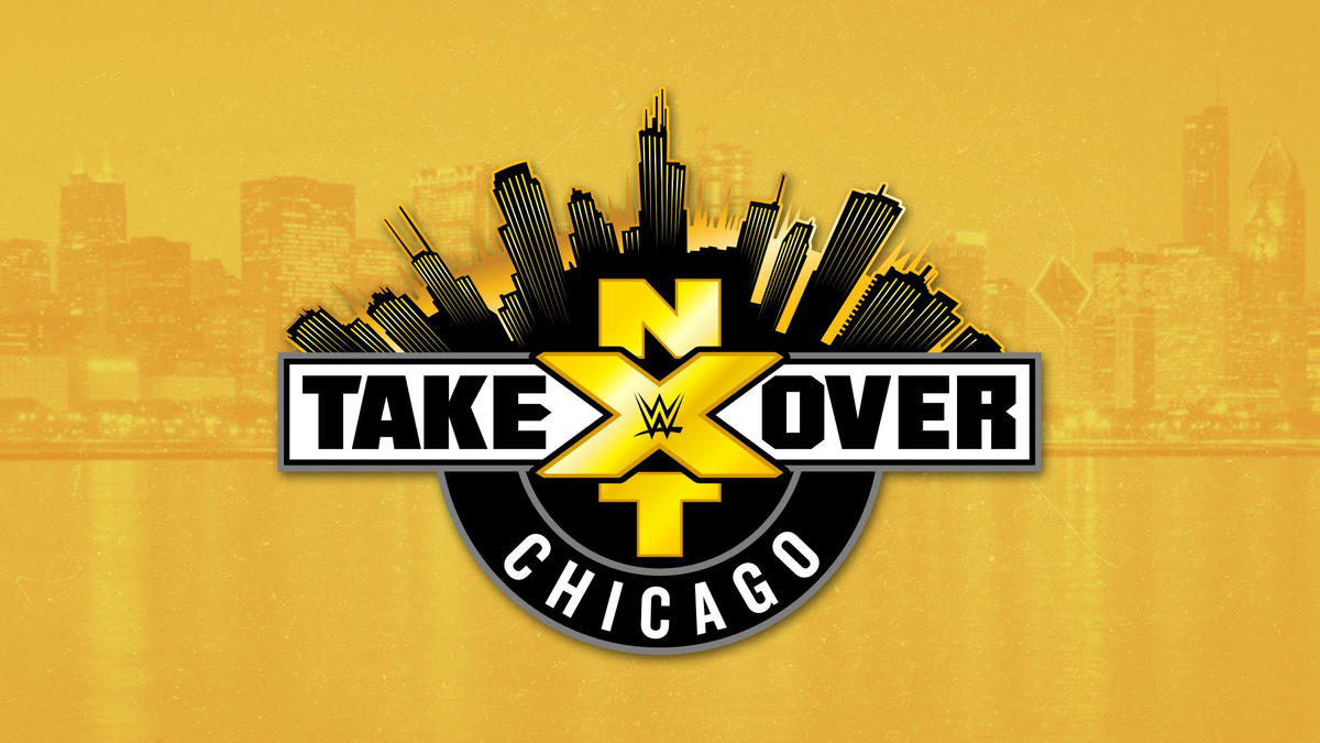 NXT TakeOver: Chicago match card, previews, start time and more | WWE