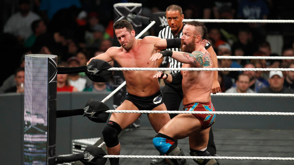 Roderick Strong def. Eric Young | WWE