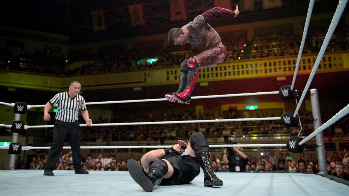 The 10 greatest top-rope finishing maneuvers | WWE