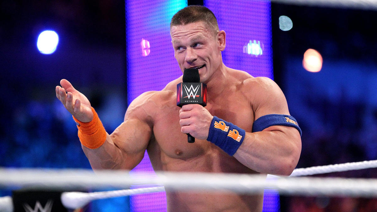 John Cena Speaks On His Haircut American Grit And His