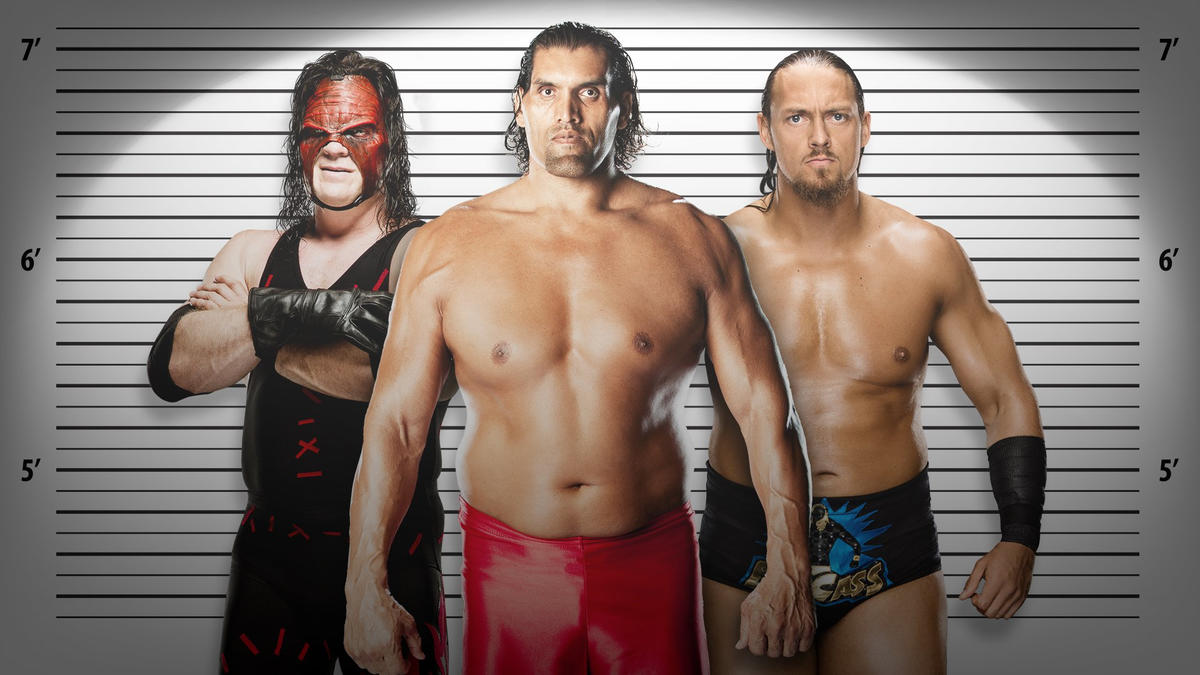 The 7 tallest Superstars in WWE history | WWE