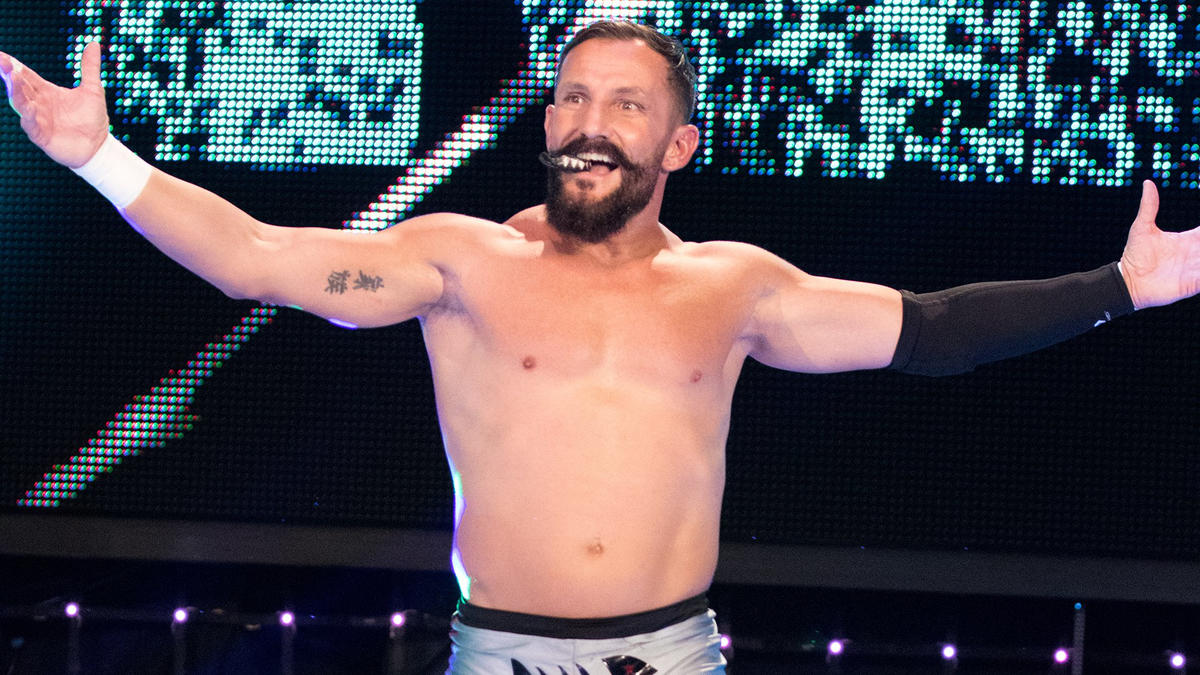 Bobby Fish Reportedly Suffers Knee Injury While Training