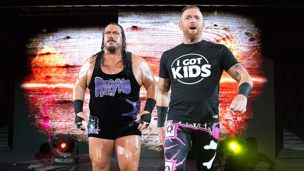 Speculation on Heath Slater and Rhyno Reuniting in Impact Wrestling.