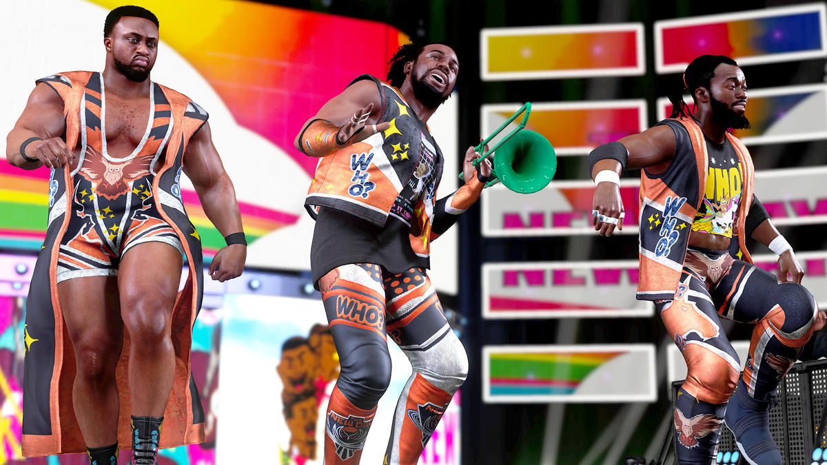 Final WWE 2K18 roster reveal confirms 47 new Superstars as