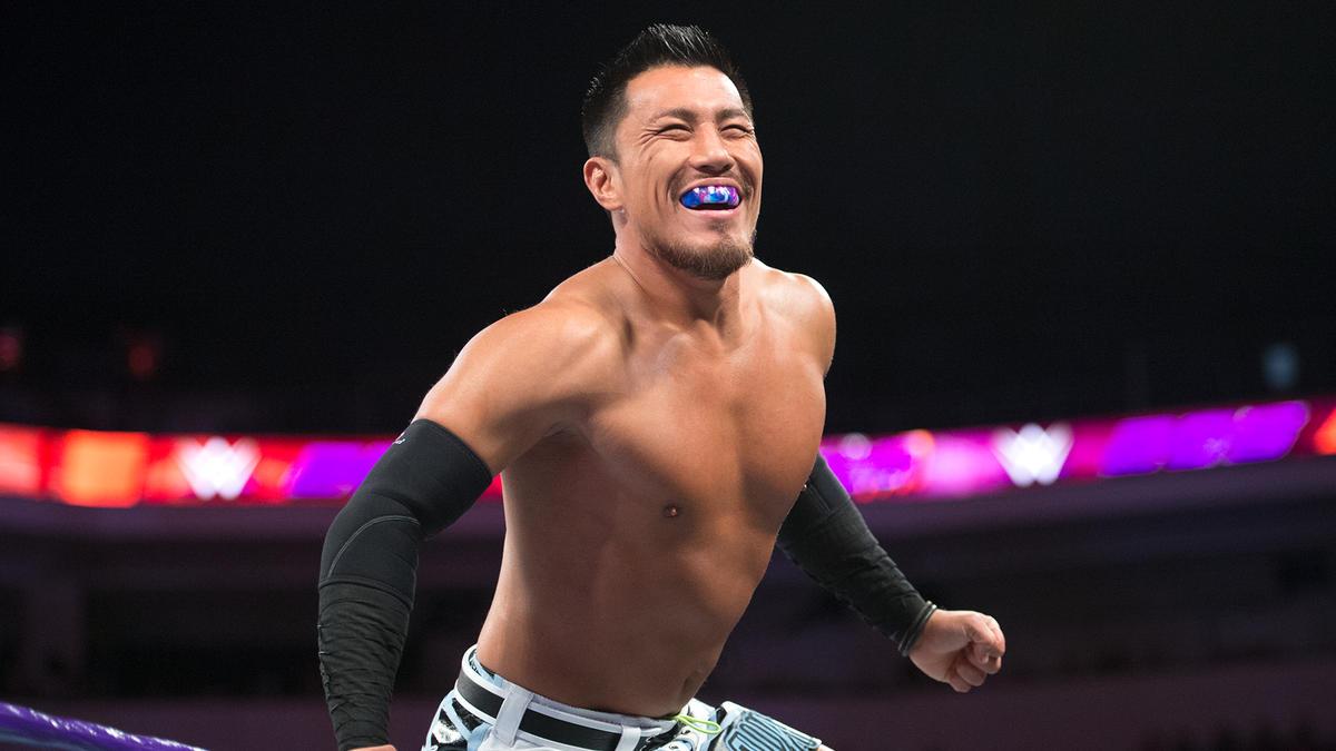 Akira Tozawa | WWE