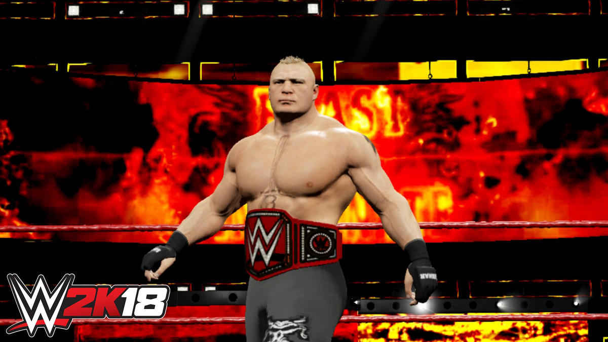 WWE 2K18 for Nintendo Switch is now available | WWE