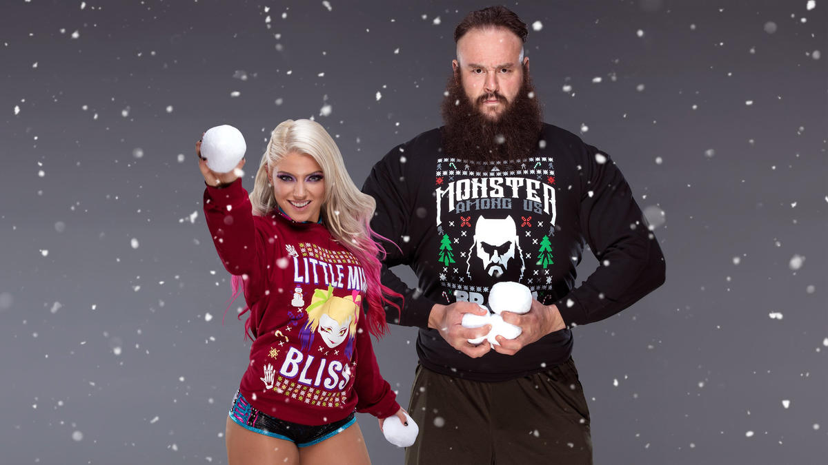 Superstars Wear Ugly Christmas Sweaters Photos