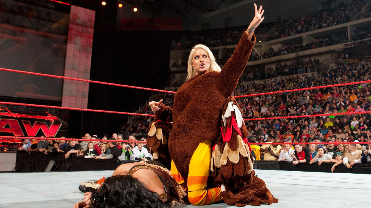 Wwes Wildest Thanksgiving Moments Wwe