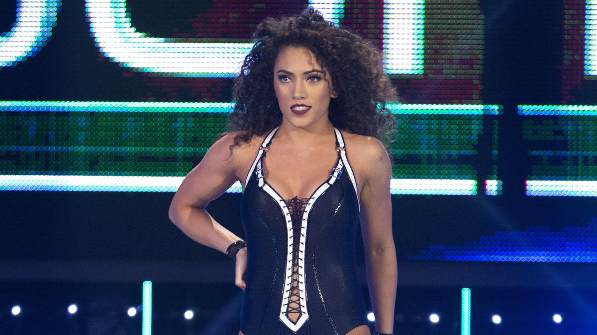 Vanessa Borne Reportedly Called Up To The Main Roster Earlier This Year