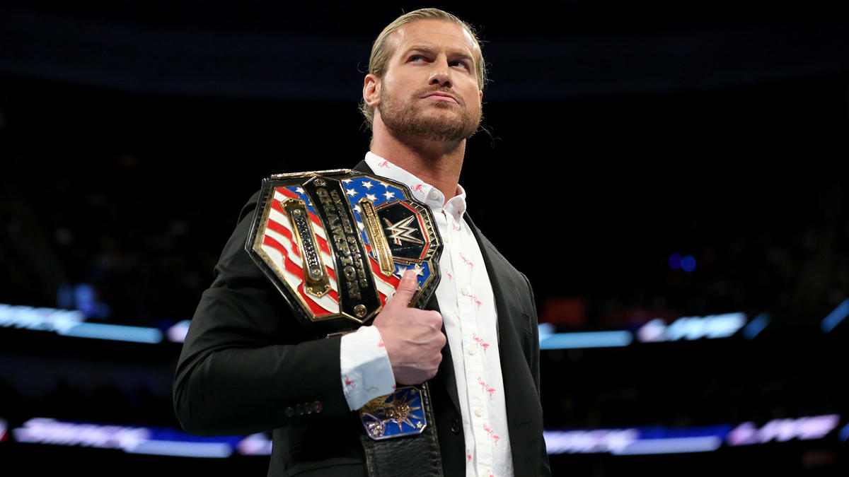 Dolph Ziggler celebrates his United States Title victory: photos | WWE