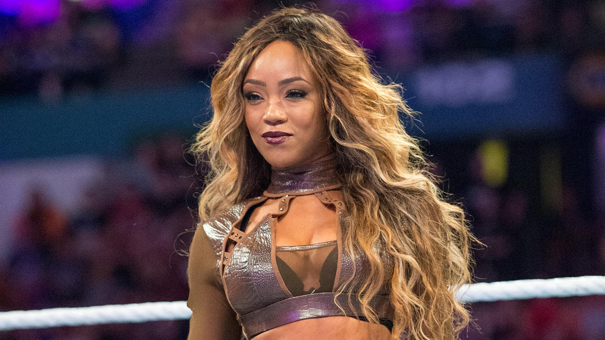 Alicia fox wwe 2018
