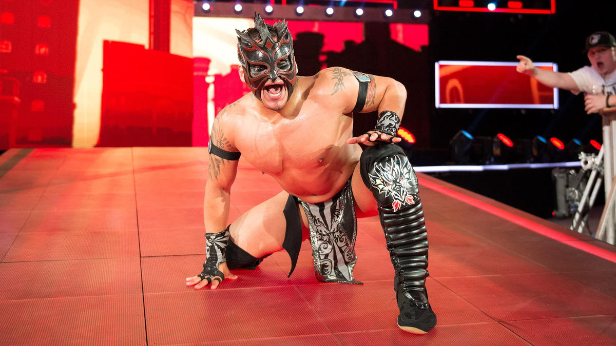 Kalisto Provides Update on Recovering From Injury