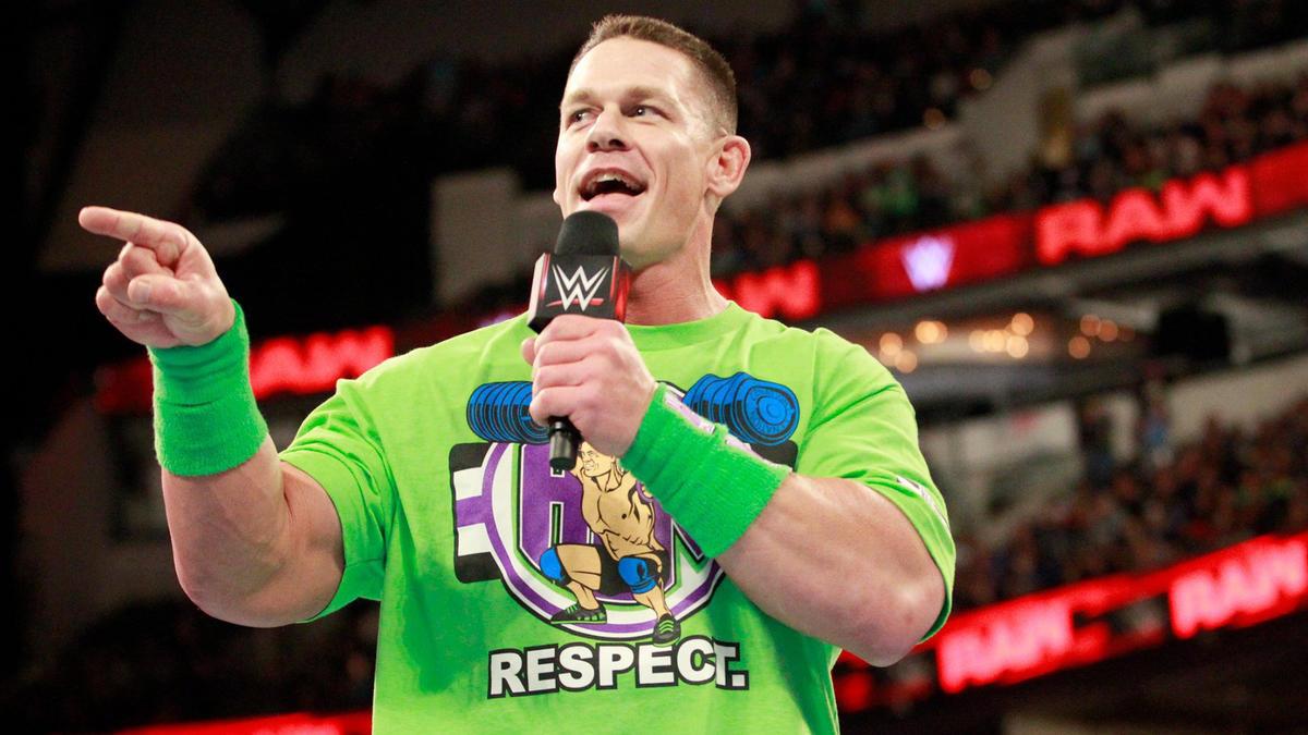 "John Cena to star alongside Robert Downey Jr. in ""The Voyage of ..."