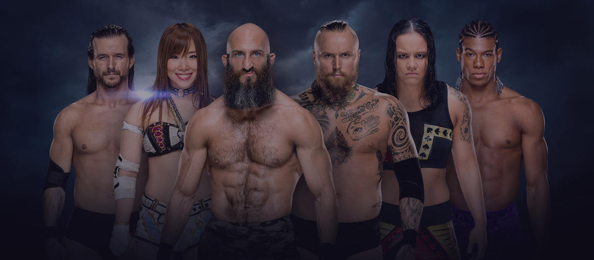 WWE NXT | Latest News, Results...
