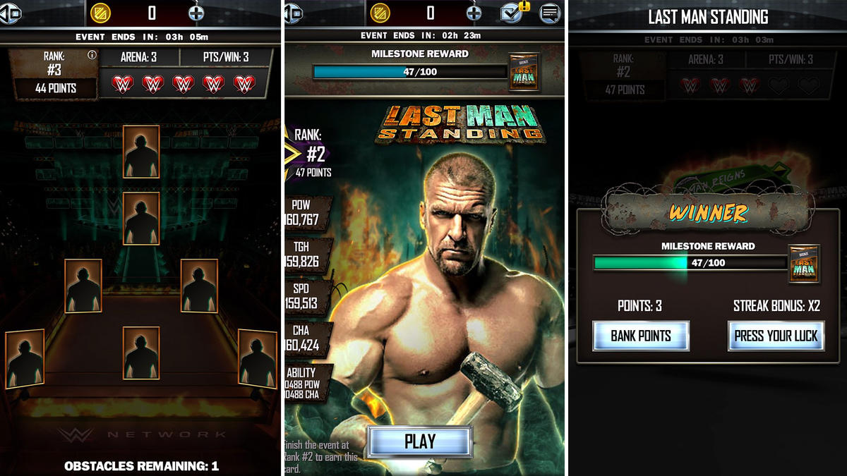 Wwe Supercard Last Man Standing Event Details Announced Wwe