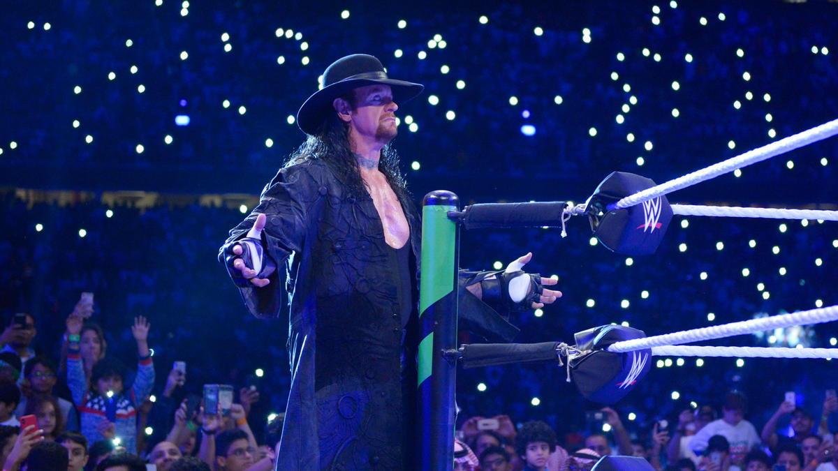 Elegant The Undertaker Makes In Ring Madison Square Garden Return On July 7 | WWE Idea