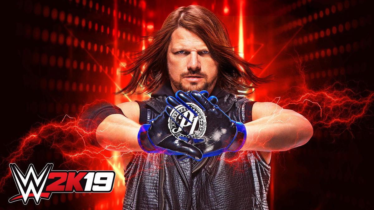 WWE 2K19 | WWE