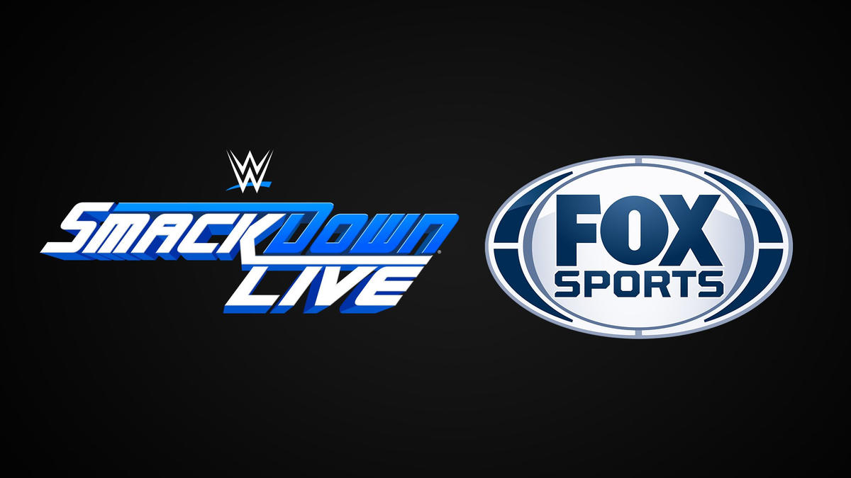 Image result for WWE Smackdown Fox Sports