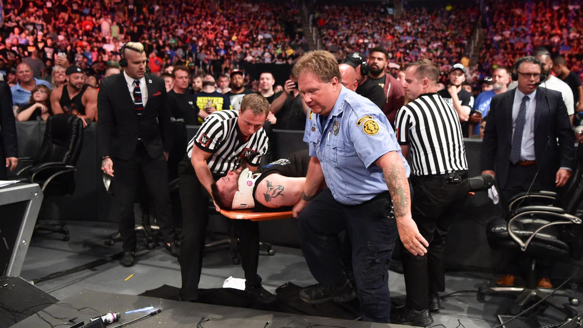Kevin Owens sustains multiple injuries at WWE Extreme ...