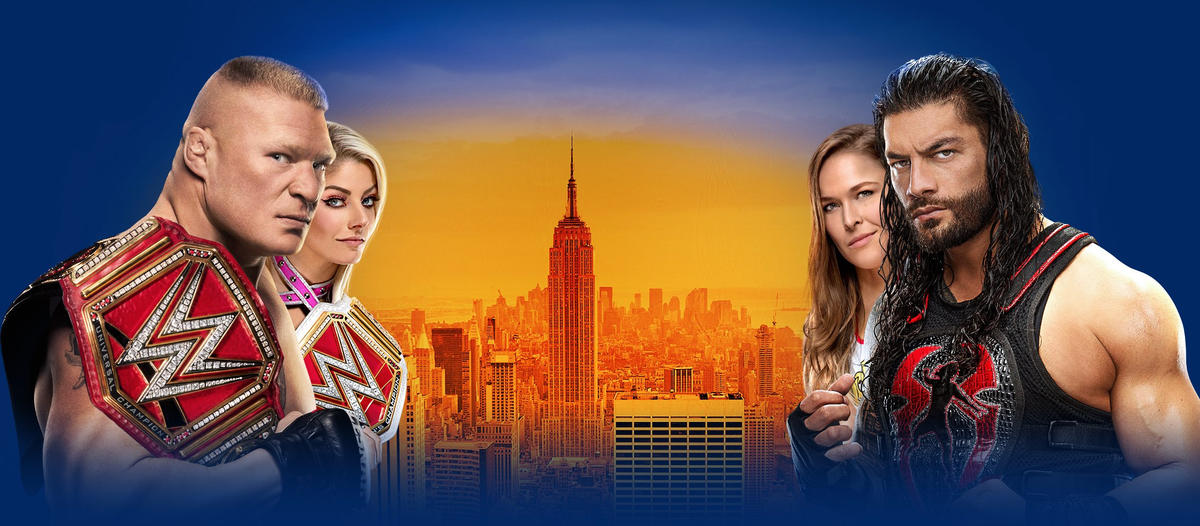 summerslam latest news results photos videos and more wwe