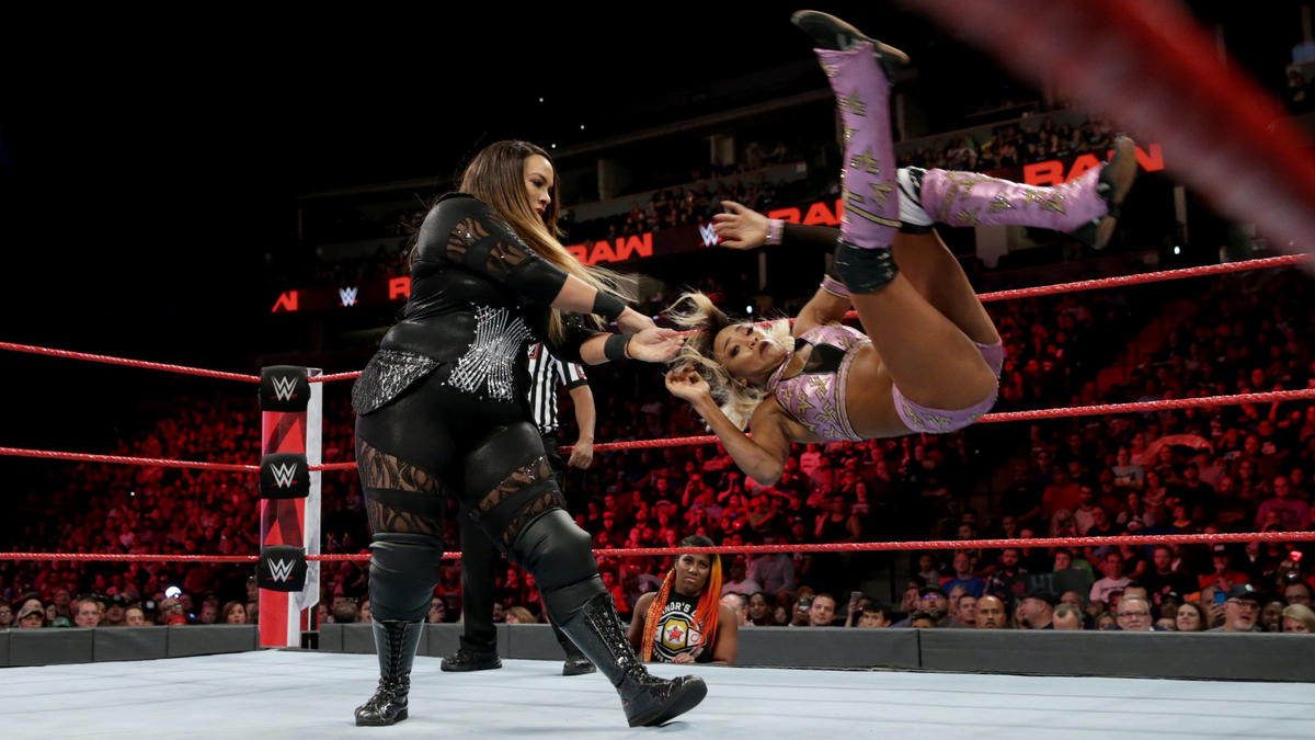 2019 WWE Alicia Fox nude photos 2019